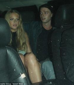 繼Miley之後,阿諾之子Patrick新女友曝光