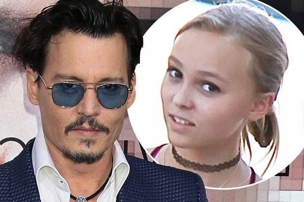 Johnny Depp担心女儿