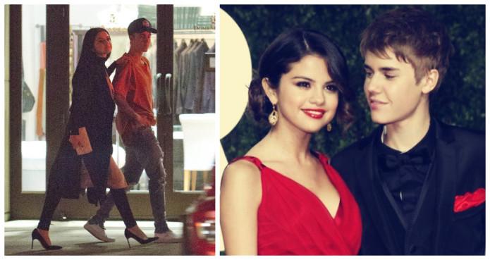 JB Selena相伴夜游