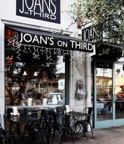 什麼?著名餐廳Joan's on Third狀告分店Joan's on Third!!!