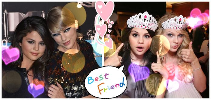 Selena and TS