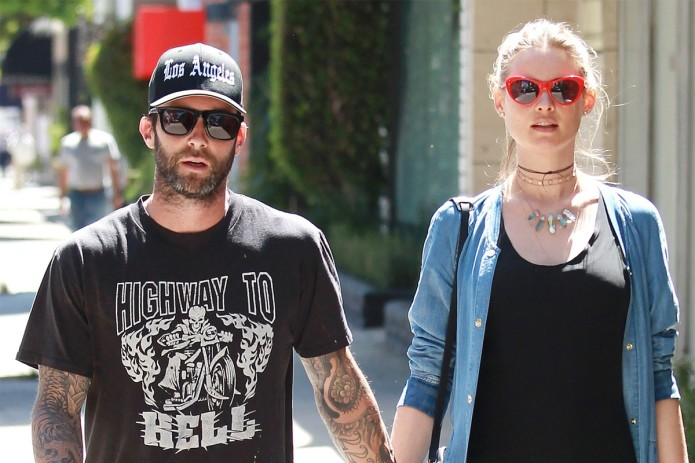 adam-levine-behati-prinsloo-car-accident