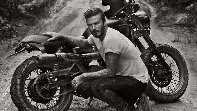 David Beckham Amazon