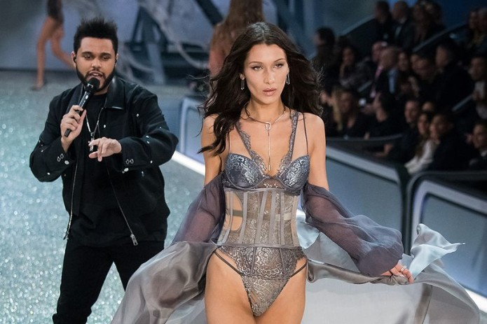 bella-hadid-and-the-the-weeknd-2016-victorias-secret-fashion-show-in-paris-3