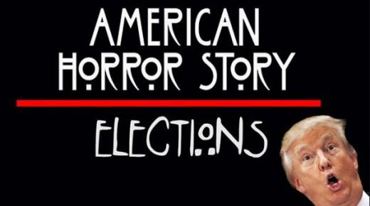 什麼!導演首度披露:《美國恐怖故事》第七季主題將是總統大選?!