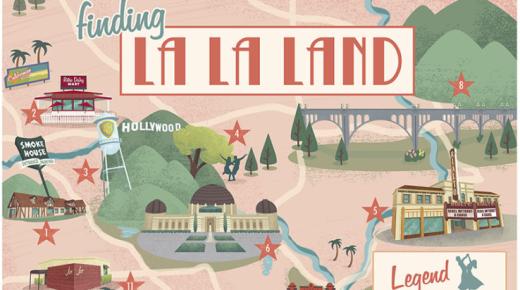 跟着La La Land这11个取景地,一起来一趟浪漫的洛杉矶之旅吧~