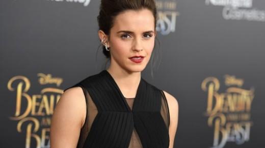 Emma Watson接拍《美女與野獸》片酬曝光:根本就是天文數字!