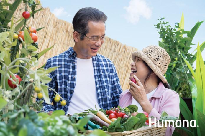 Humana_Couple Gardening_RGB